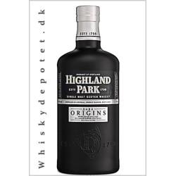Highland Park Dark Origins...