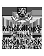 Mackillop's Choice uafhængige aftapninger af whisky