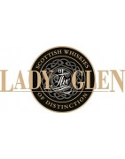 Lady Of The Glen uafhængige aftapninger af whisky