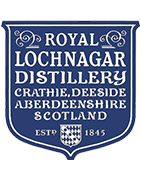 Royal Lochnagar Distillery - Single Malt Whisky, Highland Skotland