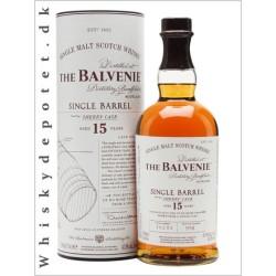 The Balvenie 15 år Sherry...