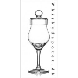 Whisky glas, klar