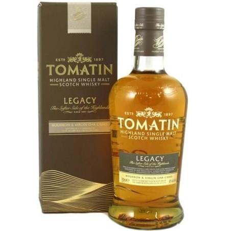 Tomatin Legacy Highland Single Malt.