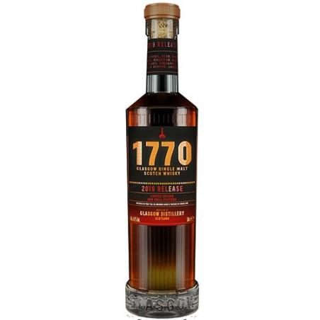 The Glasgow 1770-(2019) 46% 50 cl.