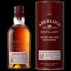 Aberlour 12 år 40% 70 cl.