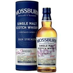 Benrinnes Mossburn 11 år 55,8% 70cl. No. 11 - Vintage Cask Selection - Benrinnes 2008