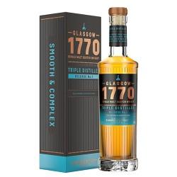 The Glasgow Triple Distilled 1770-Single Malt Scotch Whisky 46% 50cl.