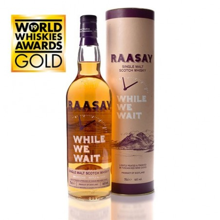 Raasay While We Wait – 2018 release