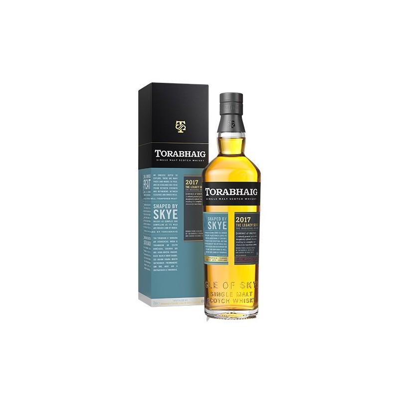Torabhaig 2017 Malt Whisky - Isle of Skye - First Release