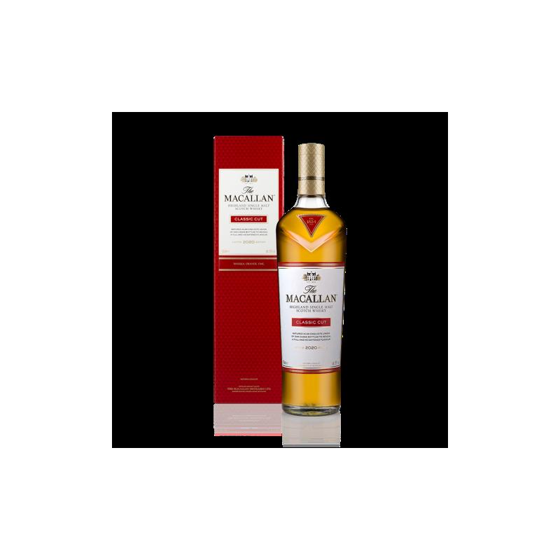 Macallan Classic Cut - 2020 Edition 55% 70cl. Single Malt Whisky