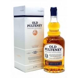 Old Pulteney 12 år 40% 70cl
