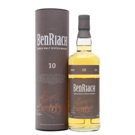 BenRiach Speyside 10 år Single Malt