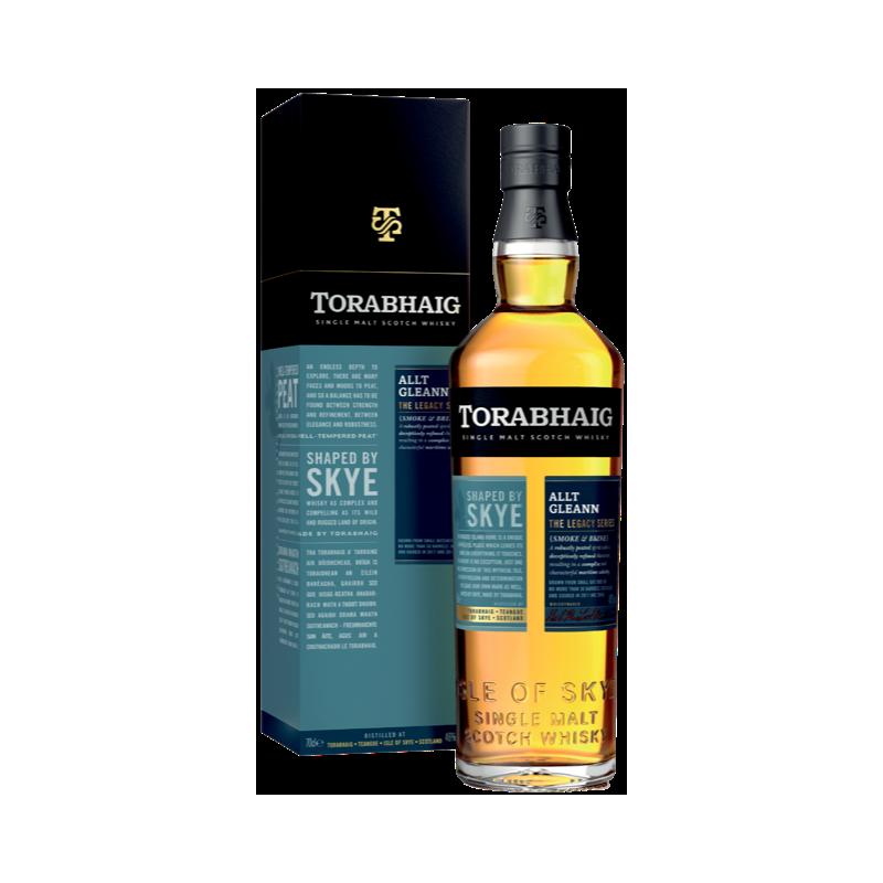Torabhaig 2017 Malt Whisky   Isle of Skye   Allt Gleann   2nd Edition