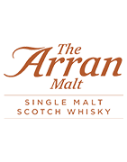 Arran Distillery - Single Malt Whisky, Island Skotland.