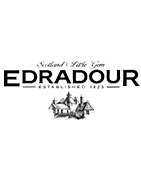 Edradour Distillery - Single Malt Whisky, Highland Skotland
