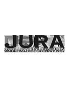 Jura Distillery - Single Malt Whisky, Island Skotland