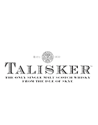 Talisker Distillery - Single Malt Whisky, Island Skotland