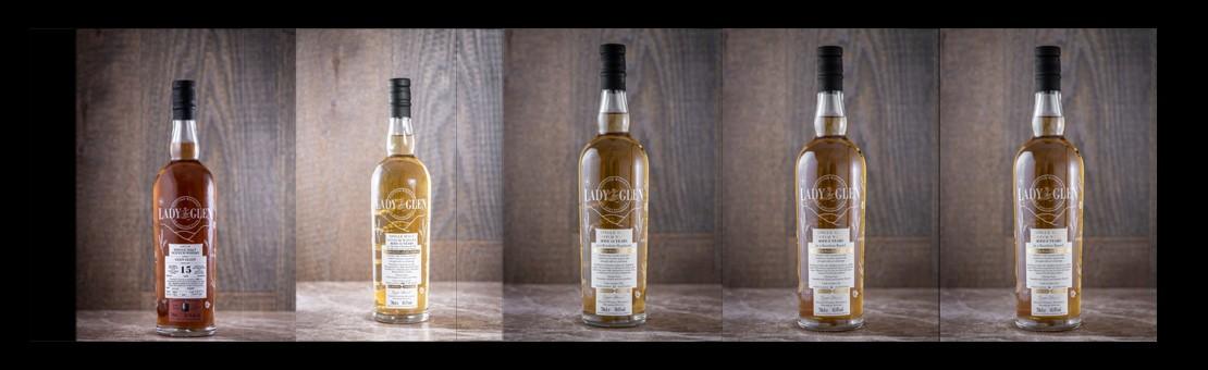 Whisky fra Lady Of The Glen